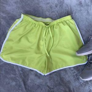 Champion • Women's Dry Fit Workout Shorts • Medium